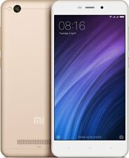 Redmi 4A Gold 16GB ROM & 2GB RAM Sealed Pack with Manufacture Warranty