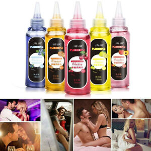 Flavoured Lubricant Lube Intimate Oral Anal Vaginal Sex Gel Water Based Hot