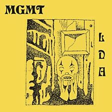 MGMT CD - LITTLE DARK AGE [EXPLICIT](2018) - NEW UNOPENED - ROCK - SONY