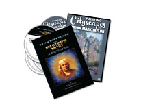 Bryan Mark Taylor 2 DVD Combo Offer Painting Cityscapes & The Master's Mind