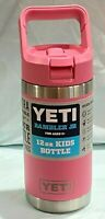 YETI Rambler Jr for Ages 3+ 12oz Kids Bottle Brand New Authentic ~ Choose Color