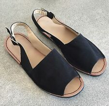 Novo Open Toe Solid Shoes for Women
