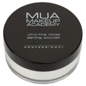 MUA Professional Ultra Fine Loose Setting Powder - Sealed