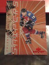 1998-99 Upper Deck MVP Snipers #S10 Joe Sakic