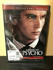 American Psycho (2000 Christian Bale) (Collectors Edition Uncut Version) Dvd New