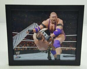 WWE Rybak / Skip Sheffield Framed Photo Picture (CM Punk) 8x10
