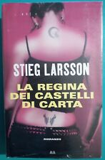 LA REGINA DEI CASTELLI DI CARTA, Steig Larsson, Mondolibri