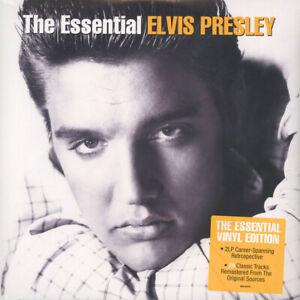 Elvis Presley - The Essential (Vinyl 2LP - 2016 - EU - Original)