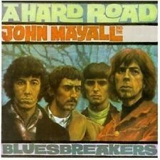 "JOHN MAYALLS BLUESBREAKERS ""A HARD ROAD"" CD NEU"