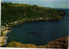 SANTA MARIA ISLAND AZORES AÇORES BAIA DE SAO LOURENÇO 1960S POSTCARD