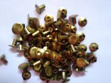 100 ~ 5-4 Pure Brass Brake / Clutch Rivets