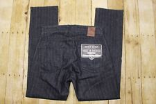 New Men's 29x29 Agave Rocker Denim Jeans Classic Taper Bacara Stripe Very Soft