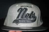 Brooklyn Nets Hat Cap Basketball Mitchell & Ness New York NBA