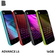 BLU Advance 4.0 L4 A350A 4G Android 8.1 Oreo GSM Desbloqueado de fábrica 8GB Nuevo