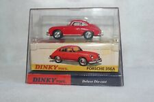 NEW Dinky Toys Porsche 356A Deluxe Die Cast Red DY25/b 2006