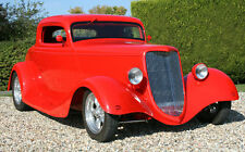 Multiple Award Winning '34 3 Window Coupe V8 Hot Rod. Sale Agreed