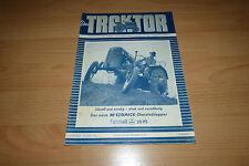 Original de la tractor nº 1/1953 TB McCormick Farmall dieselschlepper