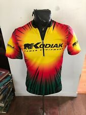 MENS Medium Sugoi Cycling Jersey Kodiak Power Equipment
