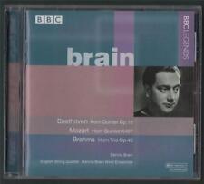 Dennis Brain. Beethoven. Mozart. Brahms. English String Quartet,   y1.11