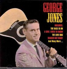 Famous Country Music Makers, Jones, George, BRAND NEW SEALED--FREE SHIP USA