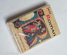 Jeu de 54 cartes à jouer roman (période romane)
