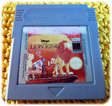 The Lion King videogioco Disney Game Boy & GBA