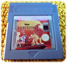 The Lion King videogioco Disney Game Boy & GBA