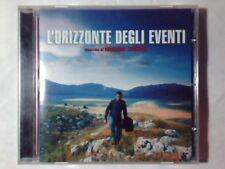 COLONNA SONORA L'orizzonte degli eventi cd CCCP C.S.I.