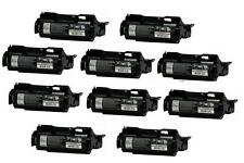 10PK LEXMARK 64015HA 64035HA Toner Cartridge for T640 T642 T644 High Yield 21K