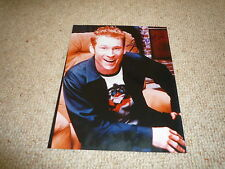 ZACK WARD  signed Autogramm 20x25 In Person RESIDENT EVIL , TRANSFORMERS