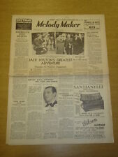 MELODY MAKER 1935 OCT 19 JACK HYLTON HENRY HALL RAY NOBLE BIG BAND SWING