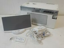 Bose Sound Dock With Remote and the Original Box Nice!! for 30 pin Ipod READ