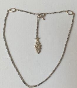 Vintage JA James Avery Sterling Silver Necklace