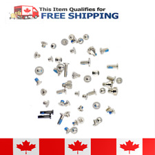 iPhone 5s SE Complete Black Replacement Screw Set