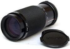 Kiron Kino Precision Macro 70-210mm F4.5 Lens For Olympus OM Mount!