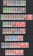 DENMARK MNH Booklet Stamps