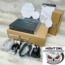 Night Owl 5MP HD Security Video Camera DVR 2TB 16 Channel DVR-C50XFR-162-JF