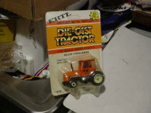 ERTL---ALLIS CHALMERS TRACTOR WITH CAB