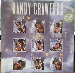 Randy Crawford – Abstract Emotions - 1986 DMM LP record excellent