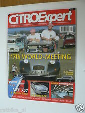 CITROËN EXPERT NO 65,MEP X27 FORMULE BLEUE,TUB CAMPER,2CV MEETING,C5 AIRSCAPE,XA