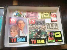 Vintage Tv Guide Tv Game , Board game