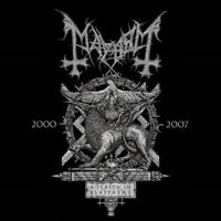 MAYHEM - A SEASON IN BLASPHEMY (3CD BOX+PATCH) 3 CD NEU