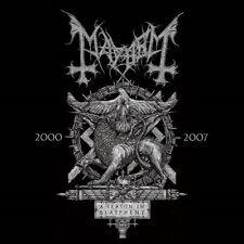 MAYHEM - A SEASON IN BLASPHEMY (3CD BOX+PATCH) 3 CD NEW!