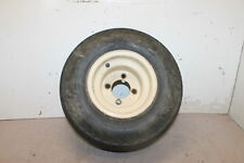 "YAMAHA GOLF CART G16 8"" WHEEL RIM W FAIRWAY PRO TIRE"