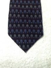 MM-75 Dancing Bear Wide Multi-Color Mens Neck Tie, Buy 8-Free Shipping
