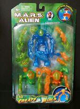 *RARE* M.A.R.S. Heroes Aliens Create & Build Action Figures Hap-p-Kid Toys VHTF