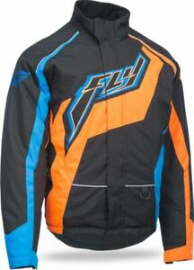 Fly Racing Men's Outpost Snowmobile Jacket - Medium