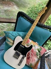 Squier Classic Vibe '50s Telecaster® White Blonde With Hardshell Case