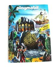 Playmobil Collector's Catalog 2012 Pirate Ship Cover MINT