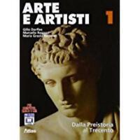 Arte e Artisti volume 1 ATLAS Dorfles, codice:9788826816166
